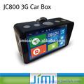 5 pulgadas android portátil gps con pantalla táctil de navegación multimedia dvr coche reproductor de dvd con el mejor en la cámara del coche