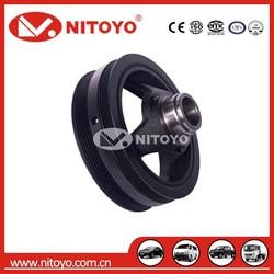crankshaft pulley for GM SAAB 12576652 12553112 12634105