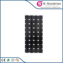 Energy saving high power solar panels 120 watt