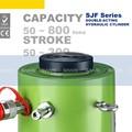 Doble- efecto hidráulico del cilindro con el precio compatitive
