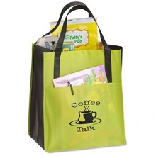 big discount this week fashion new non woven shopping bag