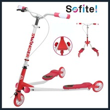 High quality non-slip pedal kick bike scooter