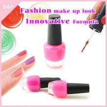 High Quality Private Label Nail Polish modern nail salon furniture accessories