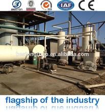 Optimal machinery crude oil machine pyrolysis energy profit