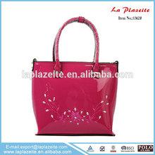 Genuine cow leather handbag, high quality replica designer handbags, famous designer handbag logos