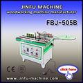 Pequeño fbj-505b anillador borde de la máquina para la decoración de interiores