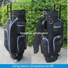 OEM golf bag with wheels