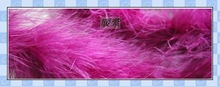 """2ply Curly Ostrich Feather Boa 6 foot (78""""& 200cm) Costumes/Trim for Party/Costume/Shawl/Craft Prop Ostrich Feather Boa"""
