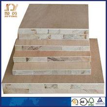 Poplar Core Material and E1 Standard blockboard