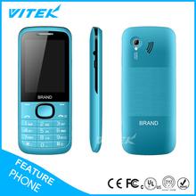 2.4inch Cheap Big Screen WCDMA 3G Feature Phone