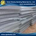 Chine professionnel de bonne qualité en acier galvanisé treillis métallique 3 Mm