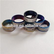 Scorpion Animal Stainless Steel Rings Jewelry Wholesale Black Label
