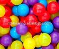 Polietileno de alta densidad de colores/ldpe/hueco de los pp de plástico bolas con diferente tamaño