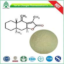 GMP 100% natural TLC Atractylenolide powder Rhizome Extract