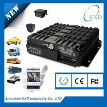 Mobile Vehicle Bus Car Security and Protection GSM 3G WCDMA EVDO Surveillance dvr fuho
