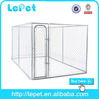 large outdoor wholesale metal outdoor cheap dog fence cage
