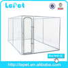 large outdoor wholesale chain link rolling outdoor extra large dog cage