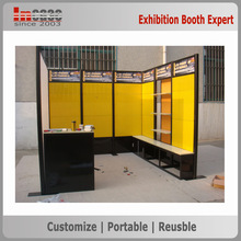 High quality 3x3 standard exhibition booth for trade show