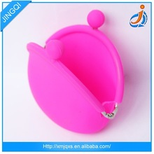Waterproof hot selling silicone cheap brand wallet