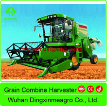 Agriculture Machinery 4LZ-7.0(2.7) Self-propelled Wheat Combine Harvester