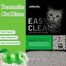 100% sodium bentonite cat sand wholesale