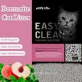 % 350 bentonita arena del gato del gato camada