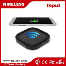 2015 Patent New Qi Wireless Charger for Samsung Galaxy S6