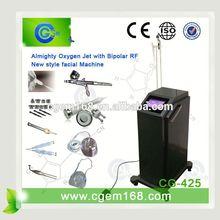 Cg-425 nova chegada portátil de oxigênio portátil unidades para cuidados com a pele