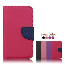 Manufacturer Cell Phone PU Flip Case for Konka E900 for Konka E900 leather