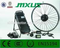 MXUS 350w/500w/1000w electric bike conversion kit,e bike conversion kit,electric bicycle hub motor kit