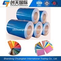 Zinc Coated PPGI Machine Make Corrugated Sheets Transparent Roofing Sheet