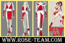 Sunshine-The King Of Fighters KOF MAI SHIRANUI uniform sey dress Clothes Manga Amime Cosplay Costume halloween Christmas Party
