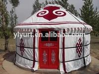 hot sales wooden room Mongolian yurt