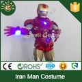 Lisaurus- ma casco hombre de hierro