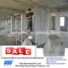 low price quick install concrete wire mesh foam panel