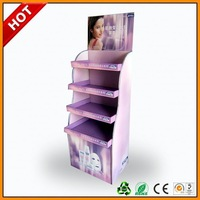 product paper display carton ,product mate ,product floor display
