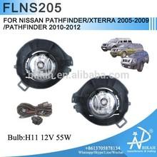 Fog Light For NI SSAN PATHFINDER XTERRA 2005-2009 PATHFINDER 2010-2012 Fog Lamp