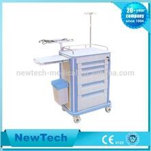 trolley bag for medical trolley in hospital