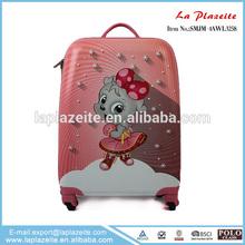 fancy travel bag, travel luggage bag, kids travel trolley bag