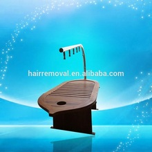 Wooden vichys Shower spa machine&Water massage promote blood circulation