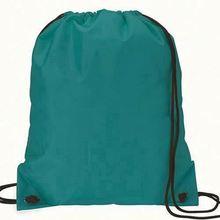 New recycle plain nylon fold up bag tote bag