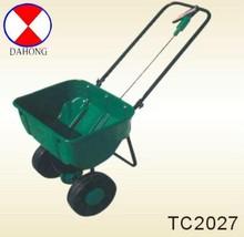salt spreader.fertilizer spreader