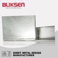 De aluminio de la soldadura de piezas, servicio de soldadura