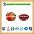 100% pur et naturel extrait de tomate en poudre extrait de tomate lycopène oléorésine