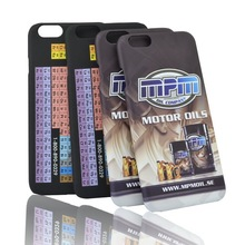 costum print cover for iphone, full color printing with factory price