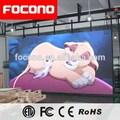 ali expressar rgb da cor cheia ao ar livre p8 8mm publicidade sinal conduzido levou parede de vídeo