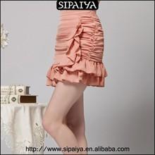 Nova moda mais recentes modelos de verão saias e blusas