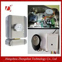 2015 New Arrival High Security Of Electric Remote Control Door Lock For Metal Glass Wooden Fireproof Doors