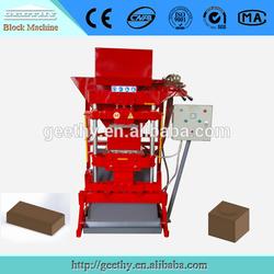 machine for building materials eco premium 2700 brick moulding machine soil cement brick machine price
