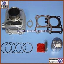 High-strength aluminum alloy for SUZUKI 57mm GN125 cylinder kit